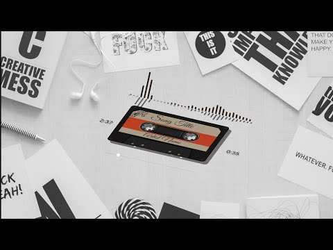 iso-tape-3d-audio-visualizer-|-cassete-tape-avee-player-template-|#9