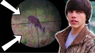 Gun MISFIRES on BIG BUCK! | Opening day Hunt!