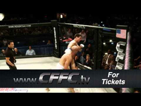 Cage Fury Fighting Championships 35-Borgata Hotel, Casino and Spa