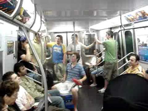 subway yogi!!