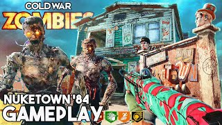 Cold War Zombies: 'NUKETOWN 84' ZOMBIES IS HERE!