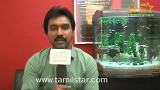 Oru Mugathirai Hero Suresh Interview