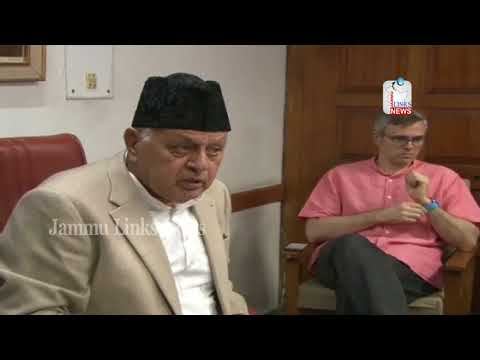 Will contest 35-A legally: Farooq Abdullah