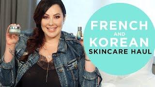 French and Korean Skincare Haul | Makeup Geek
