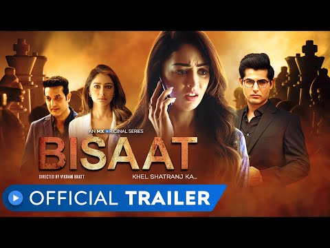 Bisaat | Official Trailer | Sandeepa Dhar | Omkar Kapoor | Vikram Bhatt | MX Original | MX Player