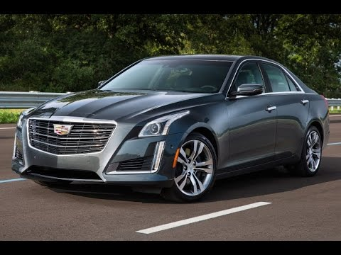 Cadillac Cts 2017 Car Review