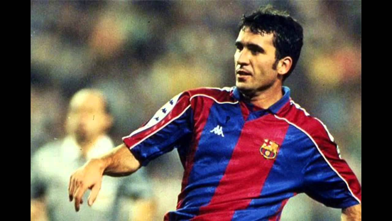 From Gheorghe Hagi's genius & European Cup glory to futile ...