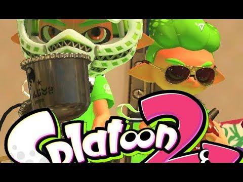 Splatoon 2 - TEAM INVISIBLE [Turf War] - Nintendo Switch
