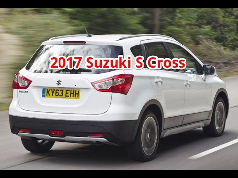 suzuki sx4 s cross 2017 suzuki sx4 s cross review test drive interior youtube. Black Bedroom Furniture Sets. Home Design Ideas