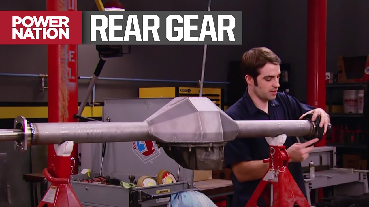 """F100 Gets 9"""" Ford Rear Axle to Handle A Turbocharged Eco Boost - Truck Tech S2, E2"""