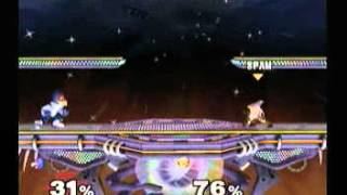 mm4a lr1 slox falcon falco sheik vs sora young link