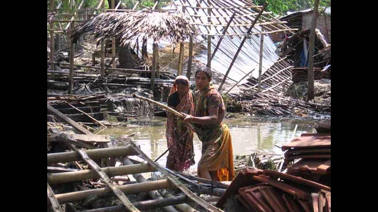 Case study of landslides in kerala