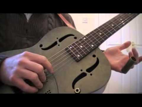 slide guitar in standard tuning youtube. Black Bedroom Furniture Sets. Home Design Ideas
