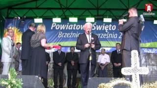 Dożynki powiatowe w Gminie Brzeźnica - 04.09.2011
