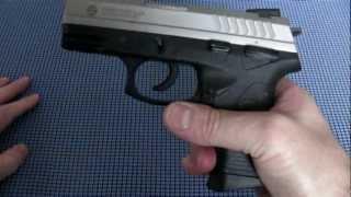 Taurus 809 9MM Pistol Review