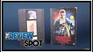 Blu Ray Spot | Unboxing the Stranger Things Season 1 Blu Ray Target Exclusive!