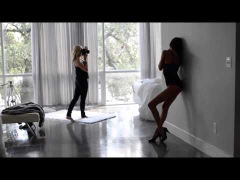 Click Chick Boudoir Behind the Scenes