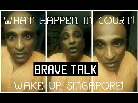 Mr M. Ravi PAP is the best among the rest, WHY? & Court happenings Facebook Live 13/07/2017