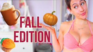 BIG BOOBS PROBLEMS: Fall Edition | itsLyndsayRae Thumbnail