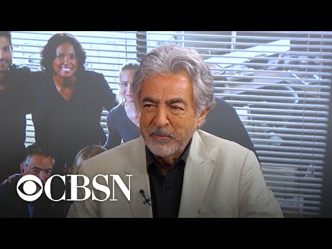 "Joe Mantegna On ""Criminal Minds"" Farewell"