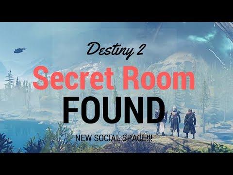 Destiny 2: Secret Room FOUND!!! (Farm...