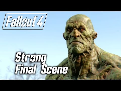 Fallout 4 - Strong - Final Approval Scene