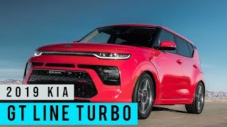 2019 KIA SOUL GT LINE TURBO TEST DRIVE, INTERIOR, AND EXTERIOR - Mobil Baru