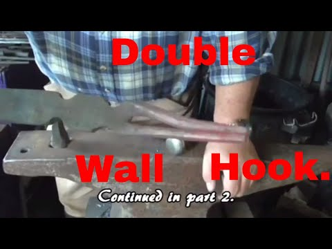 Double Wall Hook. Part 1.
