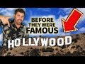 The HOLLYWOOD Sign | Before They Were Famous | Michael McCrudden