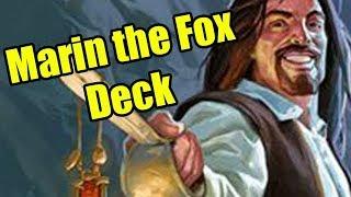 Hearthstone Fun Decks: Marin the Fox Deck