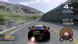 Ridge Racer 7 Online Battle 29/12/2015 (part 3)