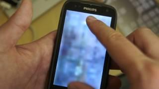 Видео Philips W632