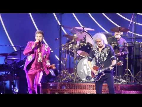 Don't Stop Me Now  Queen & Adam Lambert Prudential Center Newark, NJ 7/26/2017
