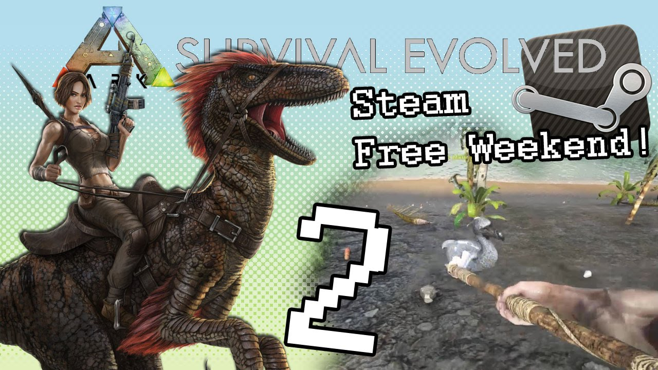 ark survival evolved es free to play