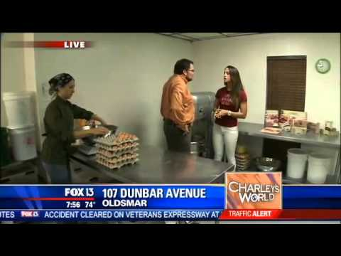 Base Culture Featured on Good Day Tampa Bay