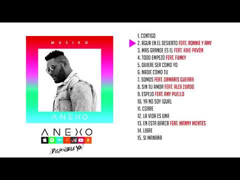 """Musiko """"Anexo"""" Disco Completo 2017"""