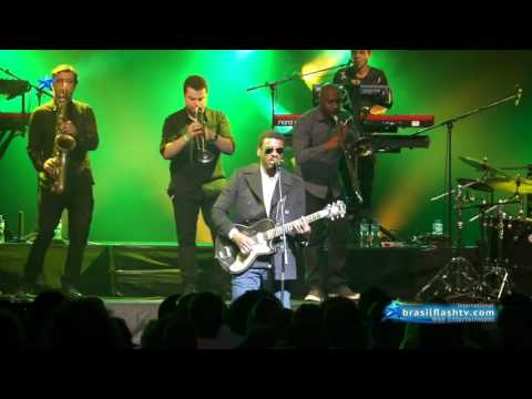 Brasil Flash Tv - Show do cantor Seu Jorge no Jam Session Montreux 2015