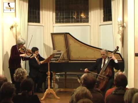 London Baroque - Jean Philippe Rameau - Pieces de Clavecin en concert No1 in c mineur