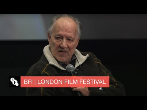 Werner Herzog career interview: