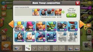 TH8/TH9 Dark Elixir Farming Strategy