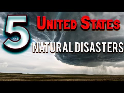 5 Unforgettable United States Natural Disasters!