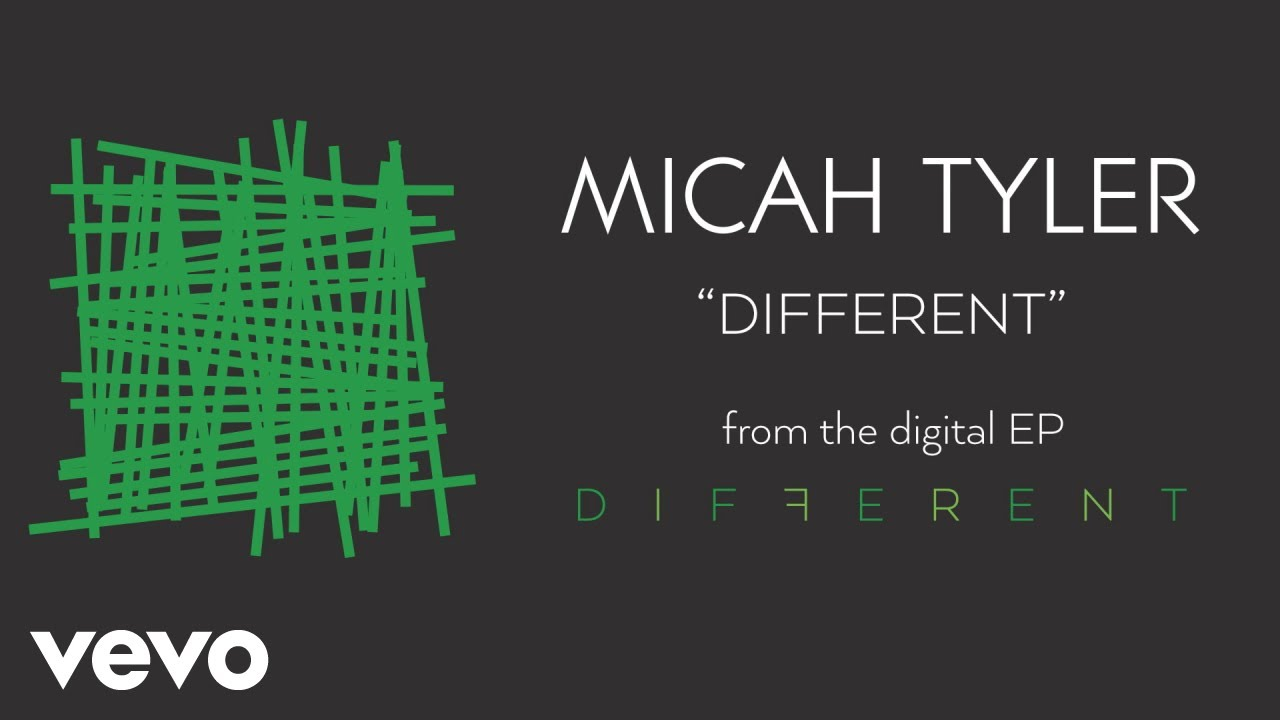 Micah Tyler - Different (Official Audio)