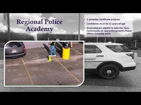 Criminal Justice and Emergency Management/Homeland Security Program at Lamar Institute of Technology