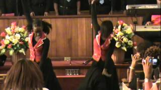 Ms. Joy Stokes and Diamond Praise Dance Company 04152012