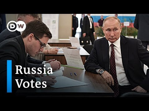 Russia local elections:
