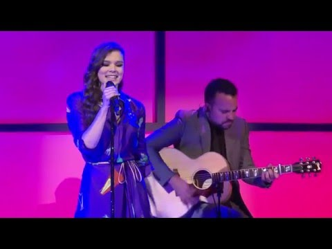 SESAC 2016 Pop Awards - Hailee Steinfeld Performance