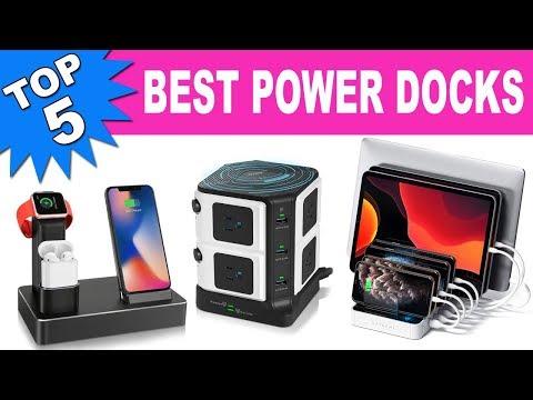 Top 5 Best Power Docks 2020