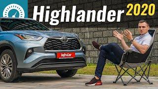 Highlander 2020: Есть вопросы! Может Land Cruiser 200?