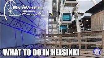 Magic in Helsinki: Skywheel Helsinki: A City View from the Sky