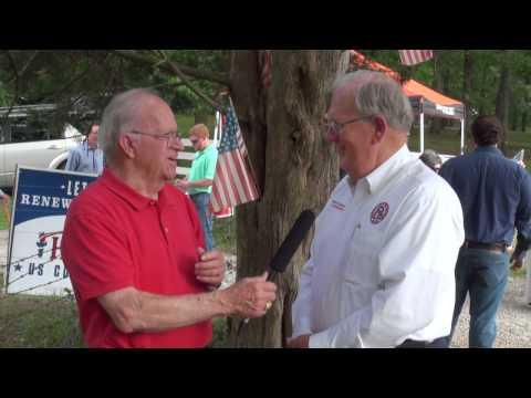 Republican BBQ Walton County 2014